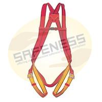 Shock Absorbing Rope Lanyards Sql-fp-sb-sarl-003