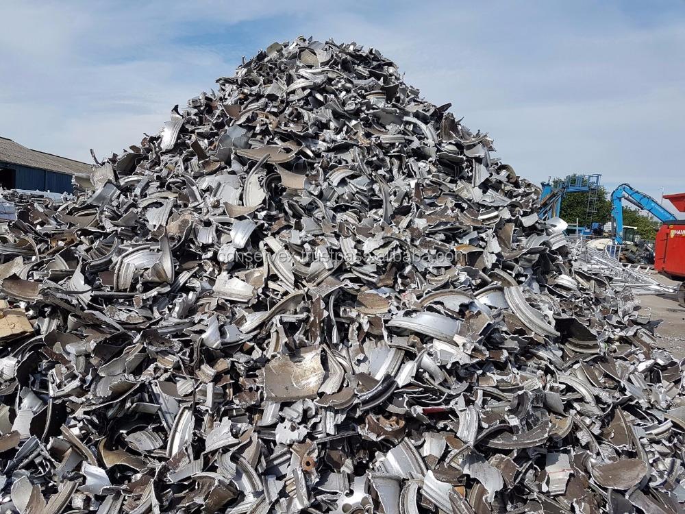 Aluminium Troma / Aluminium Alloy Wheels Scrap (clean/shredded ...