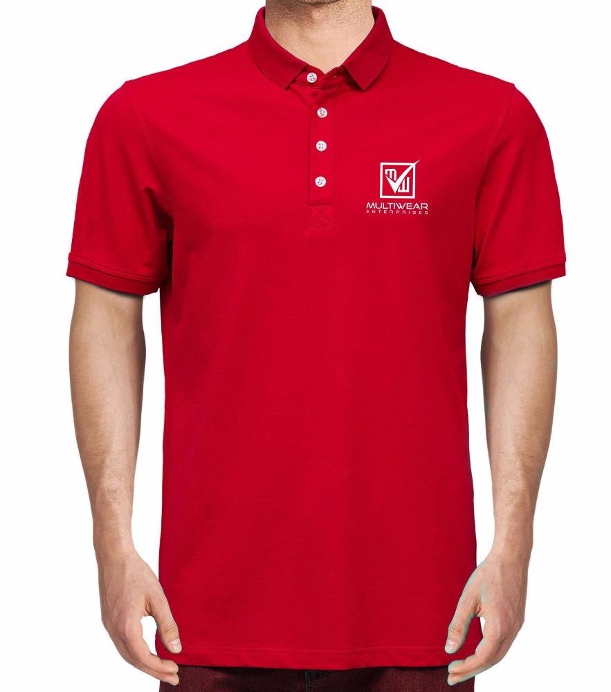 Personalizado camisas p lo polo camisas de algod o for Custom polyester polo shirts
