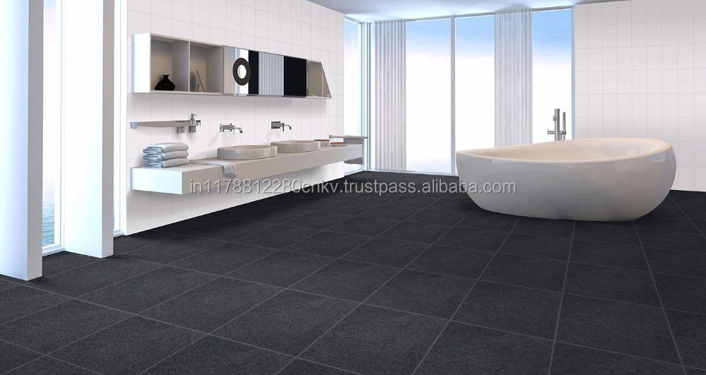 White And Black Polished Porcelain Tile 60x60 Cm60x120 Cm Buy