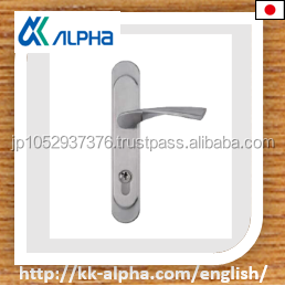 Japanese high quality and security lever handle mortise locks