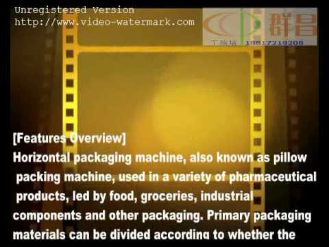 bottle,cookies,bread,spoon,fast food cake Automtaic horizontal high speed packing machine  5 new
