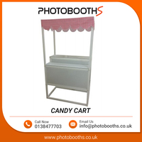 Popular in Demand Classic Style Candy / Shopping Cart for Any Event