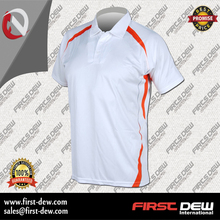 High Quality Dri Fit Mens Sports Wear Sublimated Polo T shirt