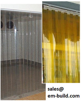 Cold Room Strip Curtains Cold Store Door Curtains 971
