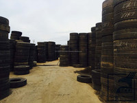 Good quality used truck tires and casings for recapping