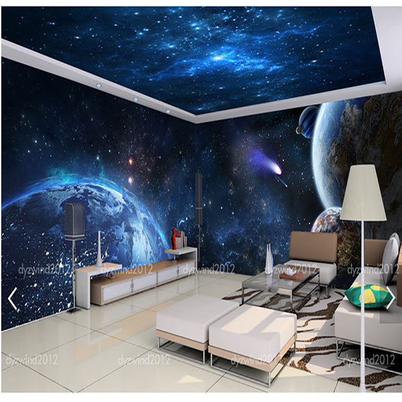 3d european style wall paper murals home decorate ceiling for 3d murals for sale