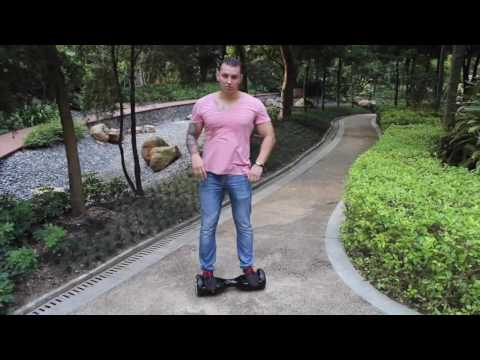 SwegWay Self Balancing Hoverboards For Sale Bluetooth Electric Scooters- Review