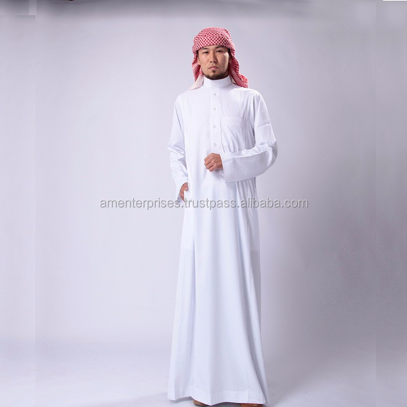 Mens Daffah Thobs - High Quality Men's Arab Thobe - 2017 Al-daffah ...