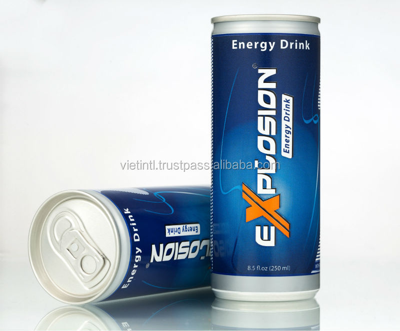 EXPLOSION energy drink