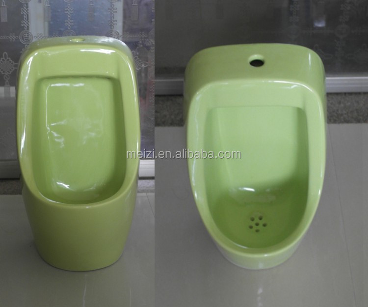 Wall hung bathroom ceramic small size ladies urinal