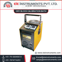 Effective Accurate Efficient Dry Block Calibration Bath