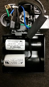 Embraco Refrigeration Compressor - EK6210CD w/capacitors : embraco compressor wiring - yogabreezes.com