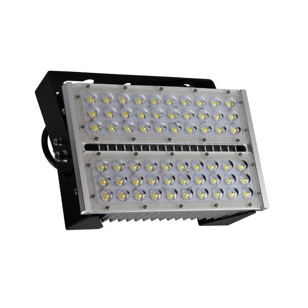 Black/White high lumen 110lm/w super bright ETL listed 100W led wall pack light