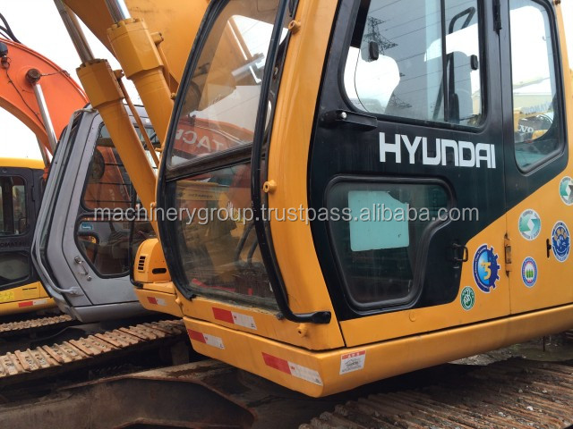 HYUNDAI 220-5 cheap price, good excavator