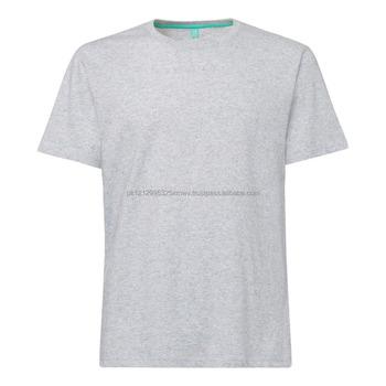 Custom t shirt logo bulk plain cheap white t shirt o neck for Bulk t shirts with logo