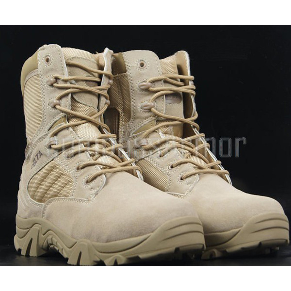 dmbr-01 Outdoor feild sports tactical boots delta military boots jungle combat boots