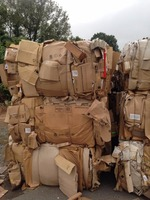 Quality used cardboard waste paper and selected OCC waste paper scrap for sale