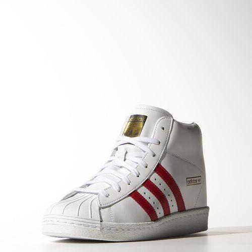 buy online 931b8 eb65c adidas superstar up bianche