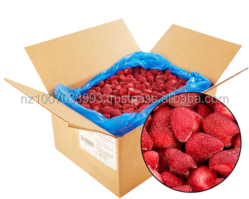 best quality law price IQF Frozen Strawberry