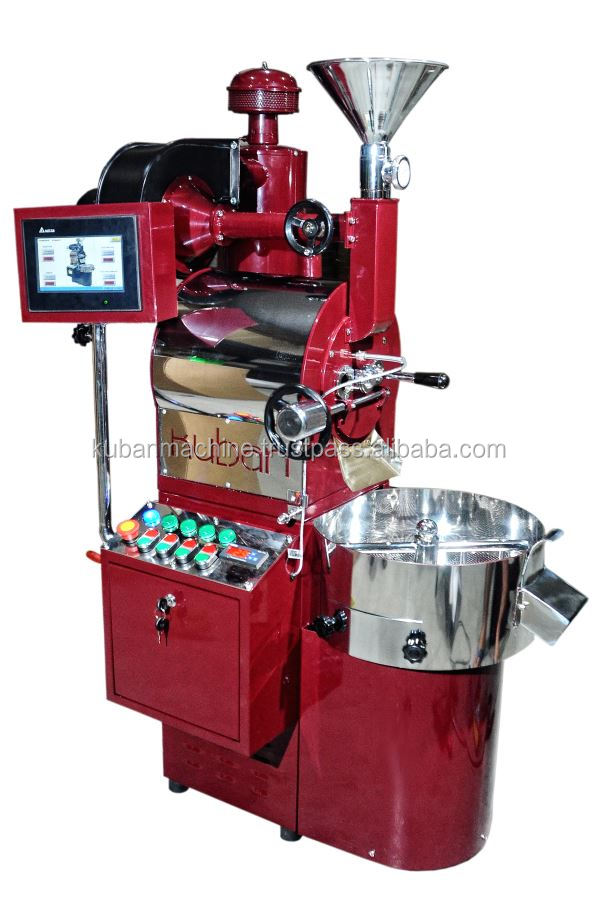 Industrial Commercial Coffee Roaster Coffee Bean Roasting Machine