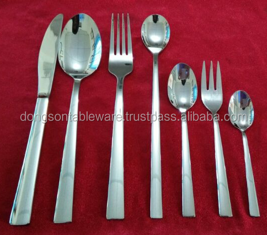 Set TT210 high quality spoon and fork in Vietnam