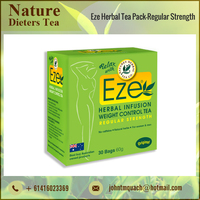 Antioxidant Slim Tea to Reduce Blood Pressure and Calm Nervous System