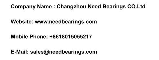 Needle Roller Bearing Nkx17t2 Ir Naxk17 Jr Nax1 1425