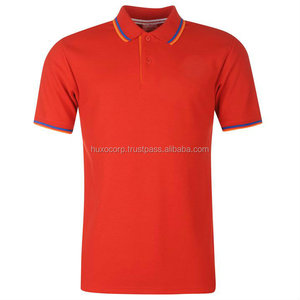100% Cotton Latest Design Mens Polo T Shirt