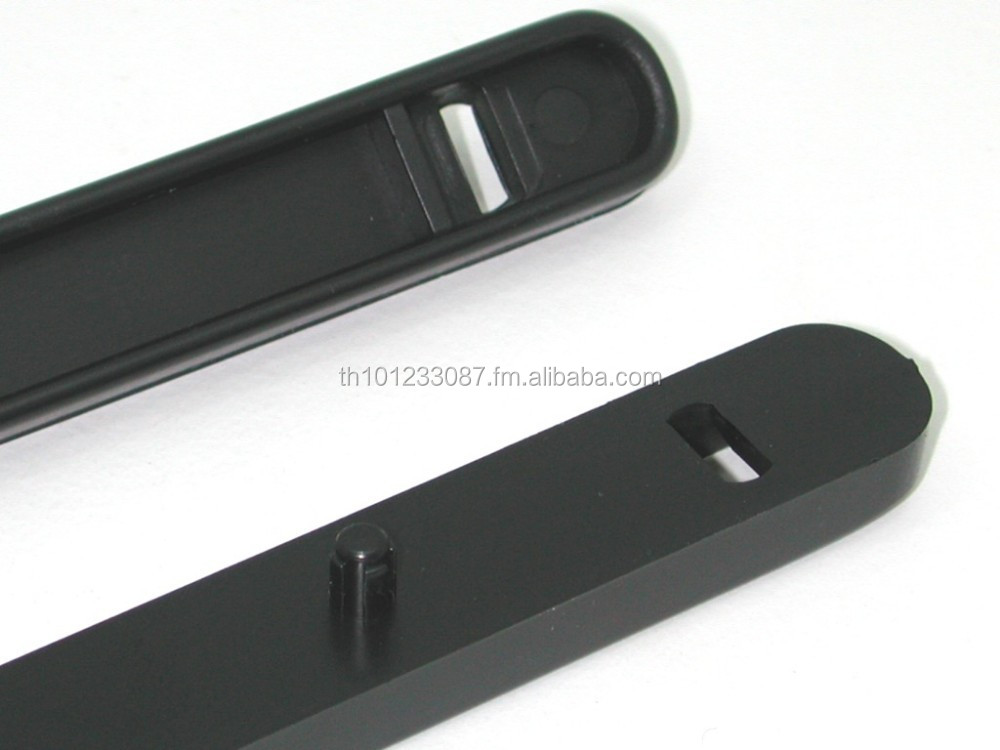 Plastic Drawer Runner With Stopper 443 16x356mm.