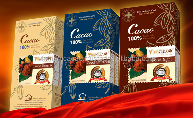 Price of High Quality Natural Cocoa Powder (150g) - Vinacacao