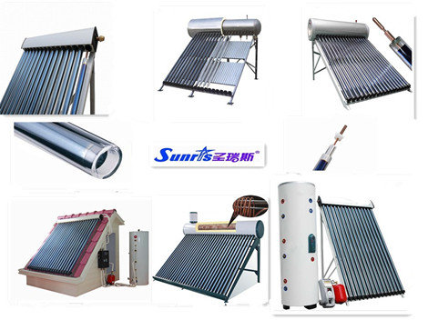 Haining sunray solar energy co ltd solar water heatersolar how do i set this sciox Gallery