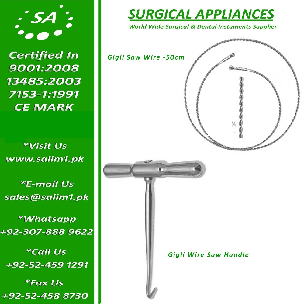Gigli Wire Saw Handle, Gigli Wire Saw Handle Suppliers and ...