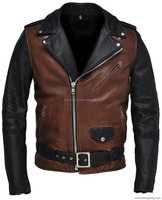 Premium Quality Motorbike Leather Jacket with Full Protection for best ride