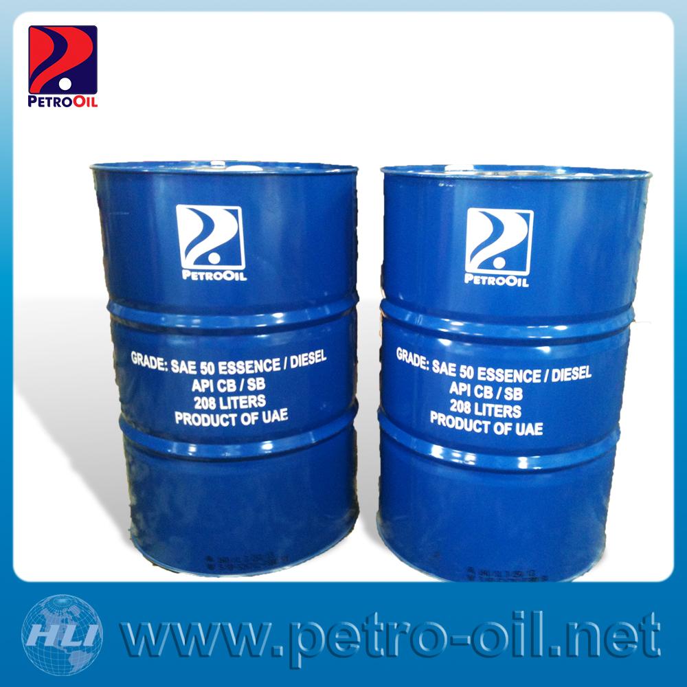 Petrooil Sae 50 Motor Oil,Lubricants Supplier From Dubai,Uae For  Senegal,Burkina Faso,Kenya,Guinea,Nigeria - Buy Sae 50,Motor Oil,Lubricants  Product