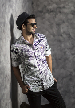 Printed Shirt For Men's Designer Latest Fashion - Buy Latest ...