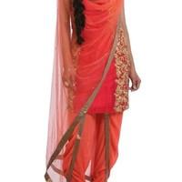 Ladies Spun And Woolen Salwar Suit For Winters