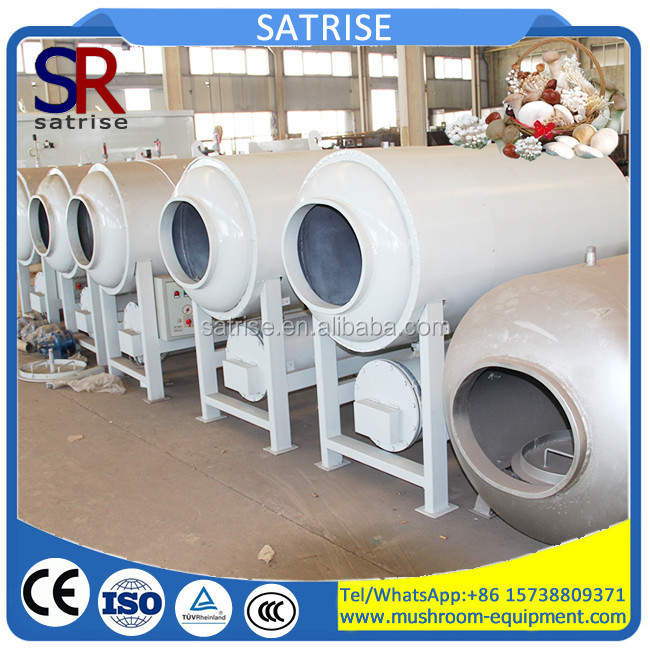 Mushroom Growing Bag Sterilizing Machine Industrial Mushroom Bag Sterilization Machine
