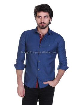 Men S Oxford Slim Fit Shirt From Turkey Buy Slim Fit Dress Shirts