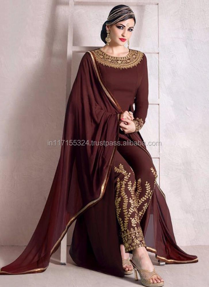 Pakistani long dresses - Latest anarkali salwar kameez fashion 2016 -  Indian women online clothing - Salwar kameez 2f292fc10