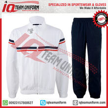 Custom Latest Sports Track Suits 100% Polyester, Fleece Tracksuit Men Sport Tracksuit