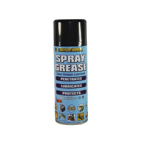 Silverhook Spray Lithium EP2 Grease 500ml
