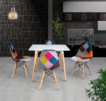 S440 ahsap masa sandalye seti patchwork & S440 Ahsap Masa Sandalye Seti Patchwork - Buy Chair Table Sandalye ...