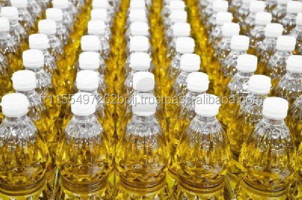 Sunflower oil Flexitank