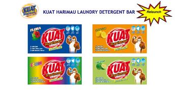 Kuat Harimau Laundry Detergent Bar Buy Laundry Detergent