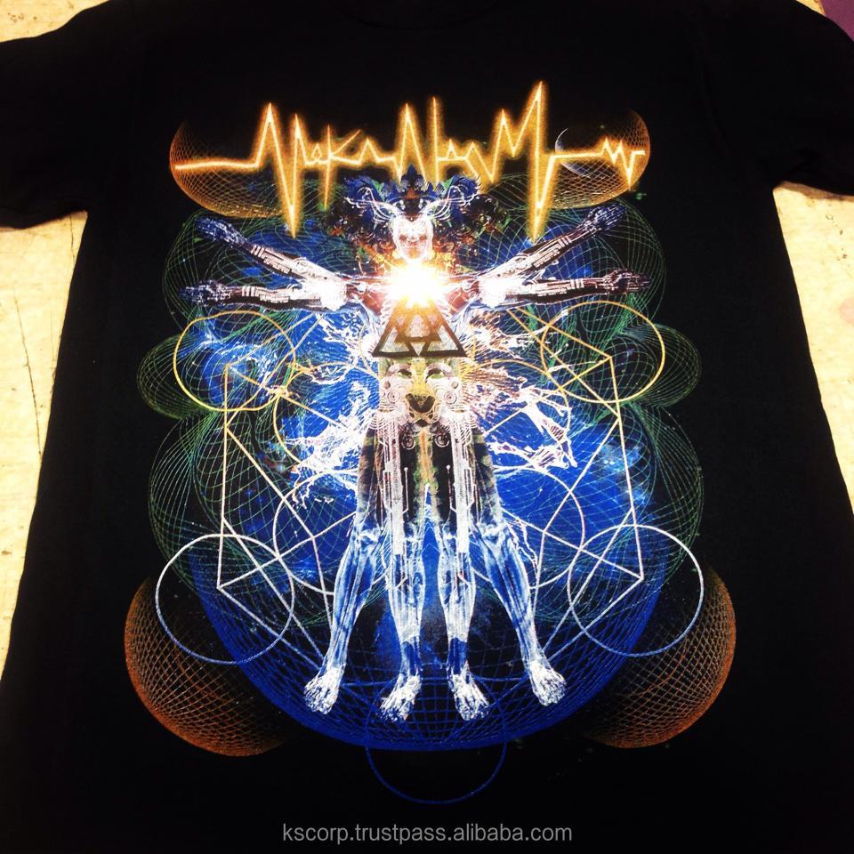 7dd371054cd Custom Design Full Color Screen Printed T Shirts High Quality - Buy ...