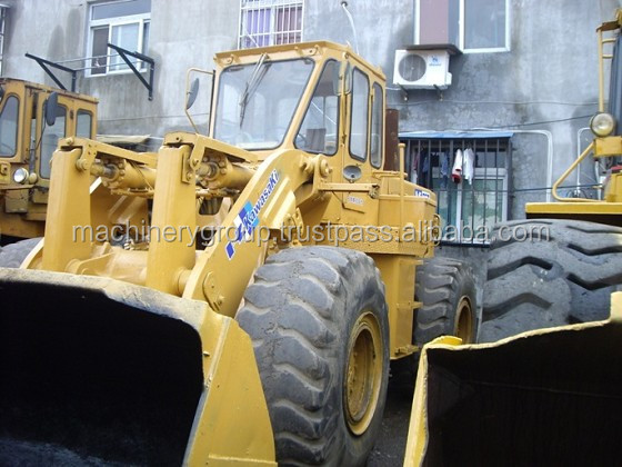 kawasaki 85z ,used wheel loader