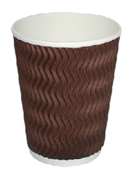 Disposable Zig Zag Ripple Cups Manufacturer In Uae - Buy Ripple Wrap Hot  Cups,Cheap Paper Cups,Disposable Paper Tea Cup Product on Alibaba com
