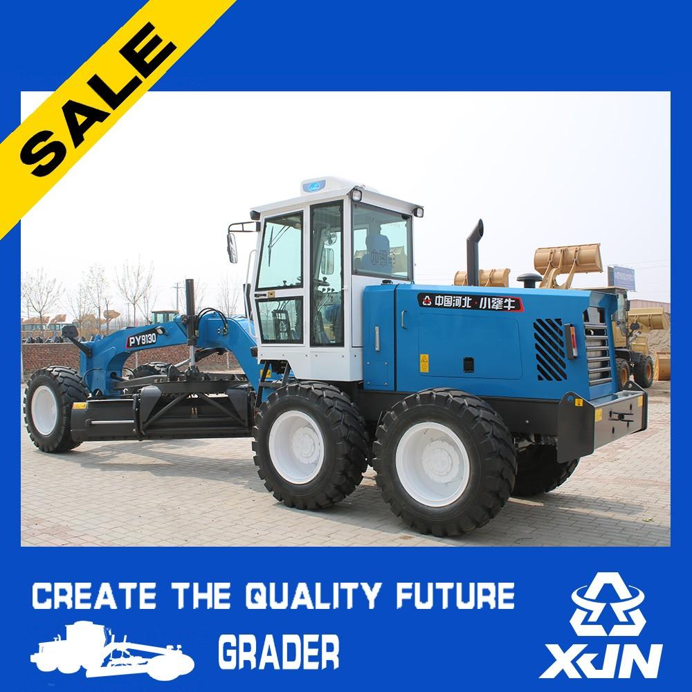 Road Grader Mini Motor Grader 80hp Small Motor Grader For