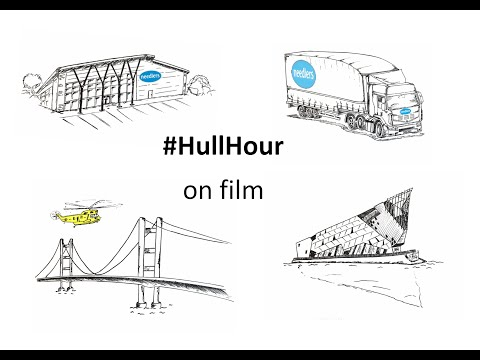 Hull Hour on Film: Hull HARP